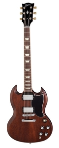 Guitarra Gibson SG 61 Ressue Faded Worn Brown