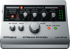 Interface Roland UA 4FX2 Stream Station