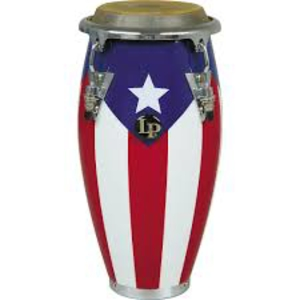 Mini Conga LP LPM198-PR Porto Rico Mini Tunable Congas