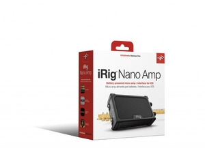 Micro Amplificador Ik Multimedia Irig Nano Amp 3w C/ Interface