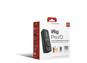 Interface Ik Multimedia Irig Pro I/O Midi