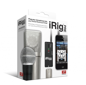 Interface Ik Multimedia Irig Pré