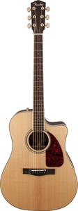 Violão Fender Dreadnought 096 8651 CD 320 SRWCE ALL SOLID 221 Natural