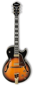 Guitarra Ibanez GB 10 SE BS com Case George Benson Signature