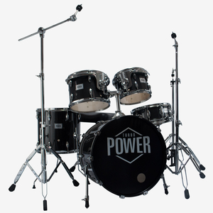 Bateria Turbo Power Sparkle Black