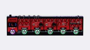 Pedaleira Mooer Red Truck CPT 1