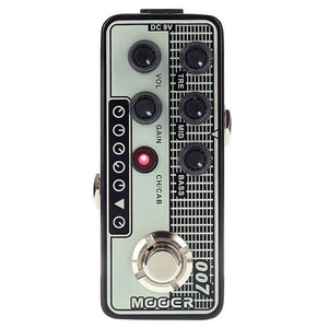 Pedal Mooer 007 Regal Tone Digital Preamp