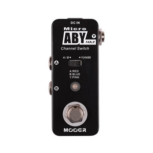 Pedal Mooer ABY Box MK 2