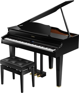 Piano Digital de Cauda Roland Gp 607 PE