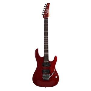 Guitarra Seizi Blade Escala Rw Floyd Rose - Metallic Red
