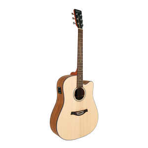 Violão Tagima Walnut Two Folk Pré Fishman Natural