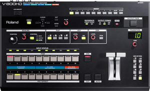 Switcher Video Roland V 800 HD Multi-Format