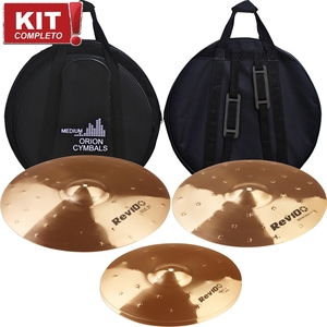 Kit Pratos Orion Rev Pro 10 Set Power Rv 90 141820Com Bag
