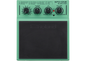 Pad Percussão Digital Roland SPD ONE ELECTRO SPD 1E
