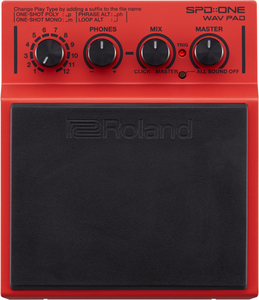 Pad Percussão Digital Roland SPD ONE WAVE PAD