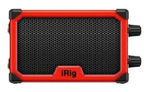 Micro Amplificador Ik Multimedia Irig Nano Amp Red 3w C/ Interface