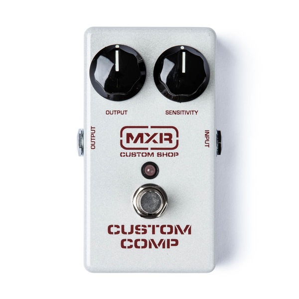 Pedal MXR CSP202 Custom Shop Comp Compressor Dunlop 8004