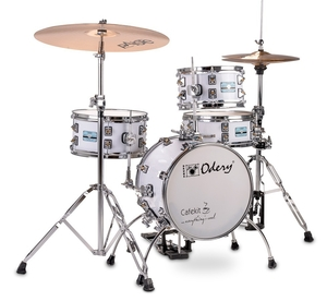 Bateria Odery Café Kit WM White Mist