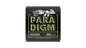 Jogo Cordas Ernie Ball Paradigm Guitarra 2021 Regular Slink 010/046