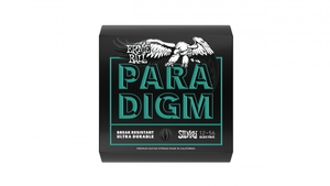 Jogo Cordas Ernie Ball Paradigm Guitarra 2026 Not Even Slink 012/056