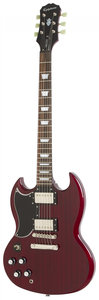 Guitarra Epiphone G 400 Pro Cherry Lefty