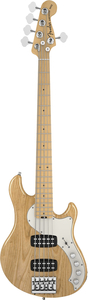 Contrabaixo Fender 019 5702- AM Deluxe Dimension Bass V HH MN-721-Natural