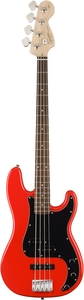 Contrabaixo Fender 031 0500 Squier Affinity PJ Bass 570 Racing Red