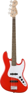 Contrabaixo Fender 031 0760 Squier Affinity J Bass 570 Racing Red