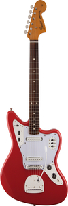 Guitarra Fender 014 1230 - 60s Jaguar Lacquer RW - 740 - Fiesta Red