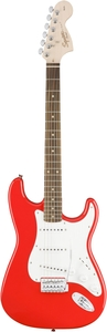 Guitarra Fender 031 0600 Squier Affinity Strat  - 570 - Racing Red