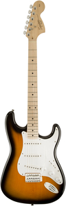 Guitarra Fender 031 0603 Squier Affinity Strat - 503 - Color Sunburst