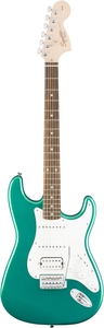 Guitarra Fender 031 0700 Squier Affinity Strat HSS - 592 - Racing Green