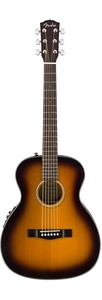 Violão Fender 096 2713 - CT 140 SE - 232 - Travel Sunburst Com Case