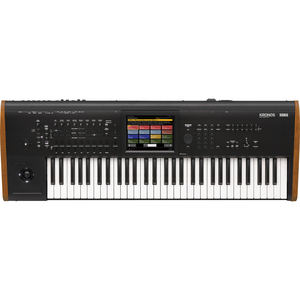 Teclado Workstation Korg Kronos 2 61