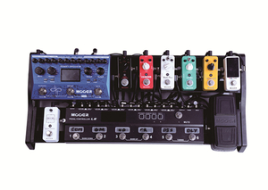 Pedalboard Mooer TF 20 Transform Series Pró