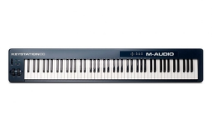 Teclado Controlador M Audio Keystation 88 II USB