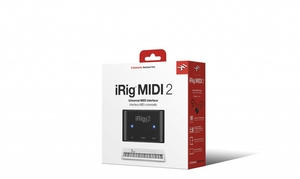 Interface Ik Multimedia Irig Midi 2 Universal Midi