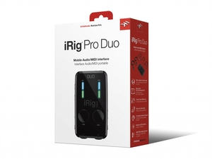 Interface Ik Multimedia Irig Pro DUO
