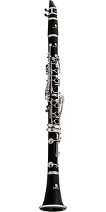 Clarinete Jupiter JCL 700 N 17 Chaves Corpo Abs Sib