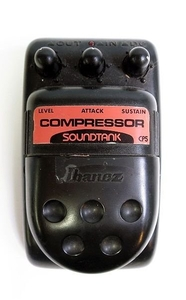 Pedal Ibanez CP 5 Compressor
