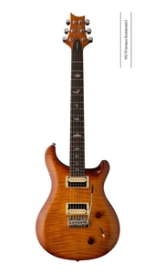 Guitarra PRS SE Custom 22 VS PCU 2 - 2018 -Vintage Sunburst