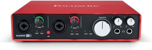 Interface Audio Focusrite Scarlett 6i6 USB