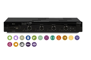Amplificador Receiver Frahm Slim 4500 App Multi-Channel