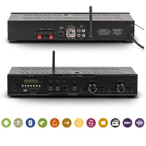 Amplificador Receiver Frahm Slim 2500 G2 App Multi-Channel