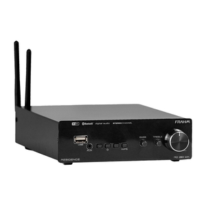 Amplificador Receiver Frahm RD 160 WiFi Residence