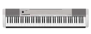 Piano Digital Casio CDP 130 SR Prata