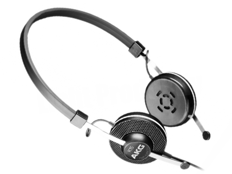 Fone de Ouvido Headphone K15 Akg