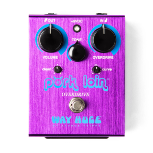 Pedal Dunlop Way Huge WHE 201 Pork Loin Overdrive