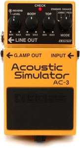 Pedal Boss AC 3 Acoustic Simulator AC-3