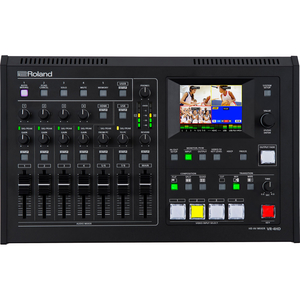 Mixer Audio e Video Roland VR 4HD